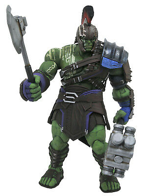 Marvel Select Actionfigur: Gladiator Hulk (Thor Ragnarok Filmversion)
