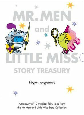 Mr Men and Little Miss Story Treasury (Mr Men & Little Miss Sparkly) By Roger H