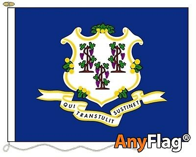 Connecticut Custom Made To Order Various Flag Sizes
