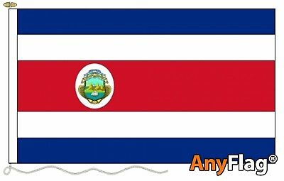 Costa Rica Custom Made To Order Various Flag Sizes