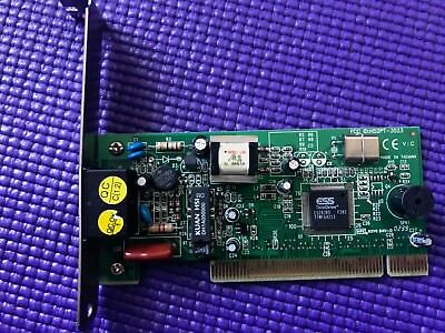 PCI fax / Modem card in perfect condition