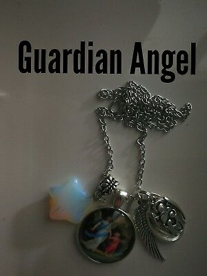 Code 231 Guardian Angel Infused Necklace Doreen Virtue Certified Practitioner