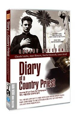 Diary Of A Country Priest (1950) - Robert Bresson DVD *NEW
