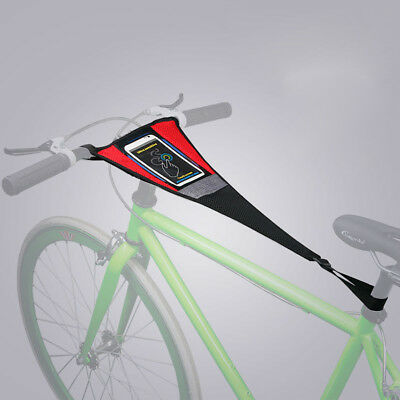Universal Bicycle Trainer Sweat Net Frame Guard Absorbs Sweat Cover For Phone