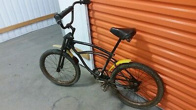 Vintage Dragster Bmx Bicycle 1970 Motorcross Rare Bike W Offers I Can Pack Item
