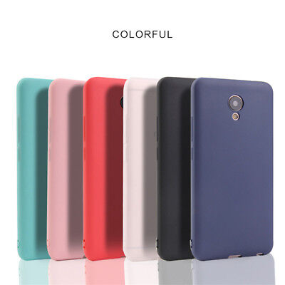 For Meizu M3 M5 M6 Note M15 Pro 6 7 360° Protect Silicone Rubber TPU Cover Case