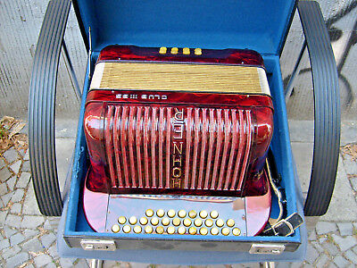 Altes Hohner Club III BS mit Koffer