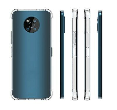 For Nokia 8.1 7.1 5.1 6.1 7 PLUS 9 5 3.1 Airbag Shockproof Clear Soft TPU Case