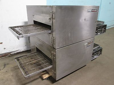 """""""LINCOLN IMPINGER"""" COMMERCIAL HD DOUBLE STACKED 3Ph ELECTRIC CONVEYOR PIZZA OVEN"""