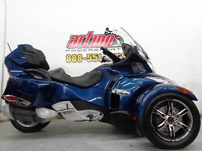 Can-Am  2011 Can-Am Spyder RT-S SM5 Touring Trike Financing