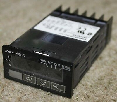 H8GN-AD Omron Compact Digital Counter/Timer