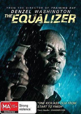 The Equalizer Dvd, New, Region 4, Free Post