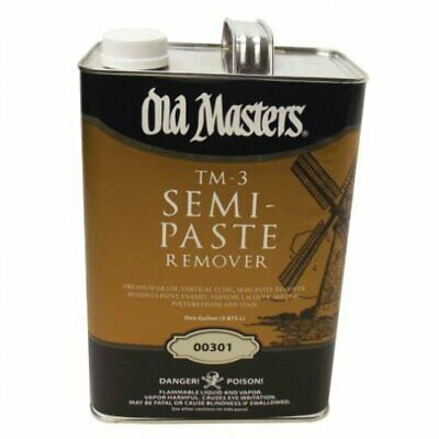 Old Masters TM3 Semi-Paste Tractor/Implement Paint Remover Gallon