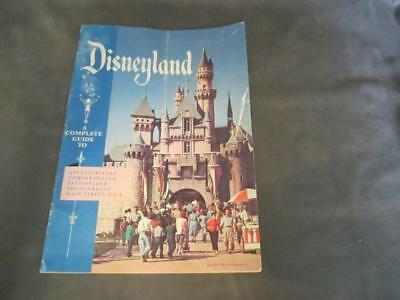 1956 DISNEYLAND - Complete Guide to Theme Park - 2nd Year  ch2