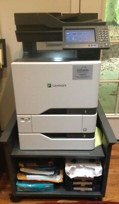 Lexmark XC4140 Workgroup Laser Color Printer, Scanner & Copier