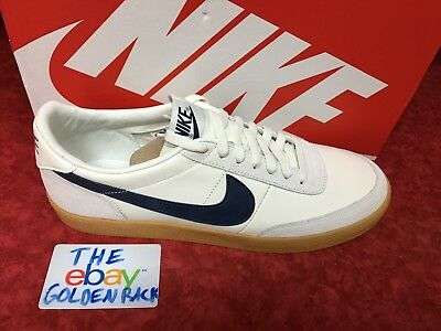 online store a2598 db306 Nike x J. Crew Killshot 2 Leather Sail Midnight Navy-Gum Yellow Men