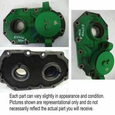 Used MFWD Differential Case Cover John Deere 8100 8210 8300 8400 8310 8430 8200