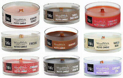 WoodWick Petite Candle ~ Buy 2, Get 1 FREE ~ Pluswick ~ Select Your Favorites
