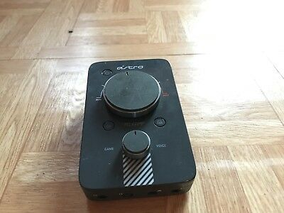 ASTRO Gaming Mixamp Pro for Xbox Ps4 Windows Mac (For Parts or Repair)