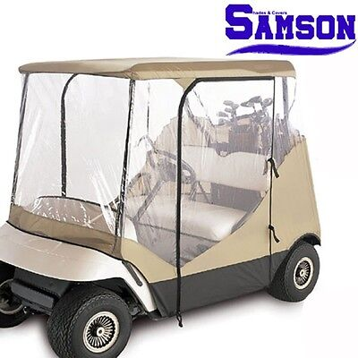 Samson 2 Seator Golf Cart Cover
