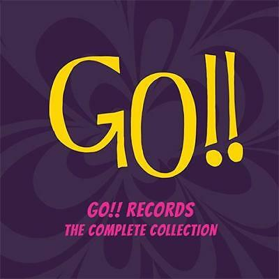 GO!! RECORDS - The Complete Collection 4CD Boxset NEW - Bobbie & Laurie MPD Ltd