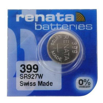 399 RENATA SR927W Watch Battery Authorized Seller Free Shipping