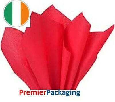 Red Tissue Paper 450mm x 700mm