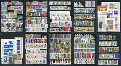 Europe Mixed lot. Almost all MNH