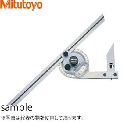 Mitutoyo Angle meter Universal bevel protractor blade Dimensions: 150 mm