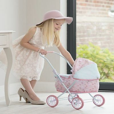 Baby Doll Pushchair Baby Annabell My First Dolls Pram Buggy Girls Perfect Gift
