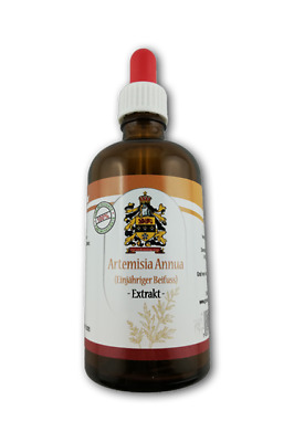 Artemisia Annua Bio Extract 100ml / DMSO / wohl beste Extraction!