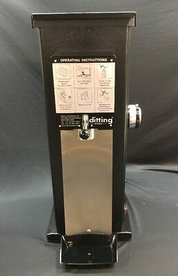 DITTING SWISS-120v COFFEE GRINDER-Model # KR1203 SB-NEVER USED-Made 01-2015