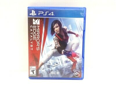 Juego Ps4 Mirrors Edge Catalyst 3232282