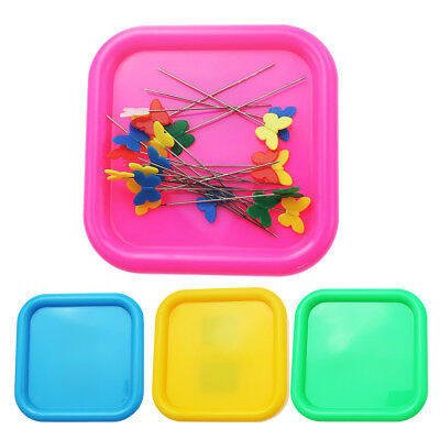 Magnetic Pin Cushion Needles Holder Organizer Craft Sewing Accessories Tools