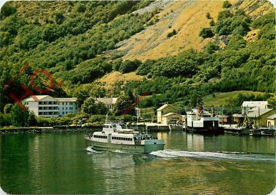 Picture Postcard:;Sognefjord, Fretheim Hotel, Flam