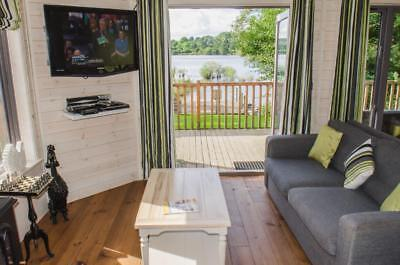 Family LAKESIDE LUXURY BREAK holiday sale NEAR LAKE DISTRICT free boat+bikes