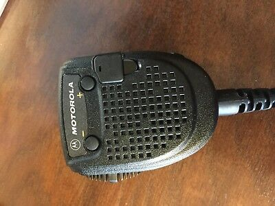 Motorola XTS 2500 XTS 3000 NEW Remote Speaker Microphone RMN 5038A