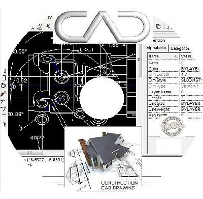 Inexpensive CAD & Auto CAD Alternative Programs Package!