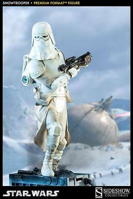Snowtrooper Premium Format Exclusive by Sideshow New in Box Never Displayed