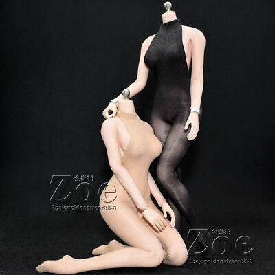 1//6 doll  bodysuit body stocking JIAOU DOLL  for TBLeague phicen female doll