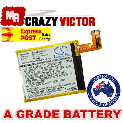 515-1058-01 M11090355152 S2011-001-S Battery for Amazon Kindle 4 5 6 4G D01100