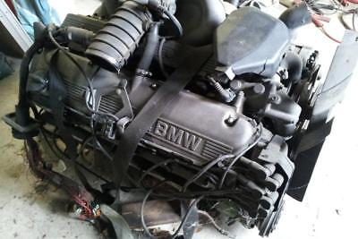 BMW 535i E34 Engine 3.5L Complete