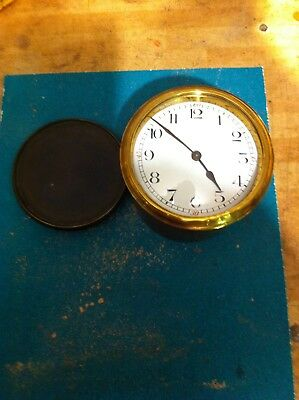 French clock movement for spares repair