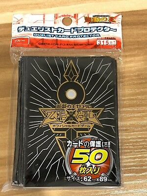 50 ct Translucent-BLACK Card Sleeves Plastic Deck Protector Yugioh