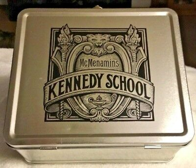 McMenamins Kennedy School New Lunch Box