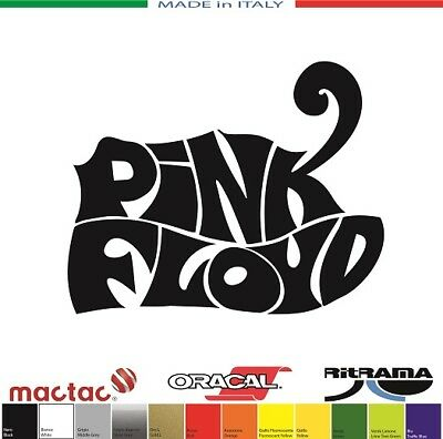 1 ADESIVO PINK FLOYD mm.90x72 ROCK STICKERS DECALS AUFKLEBER PEGATINAS