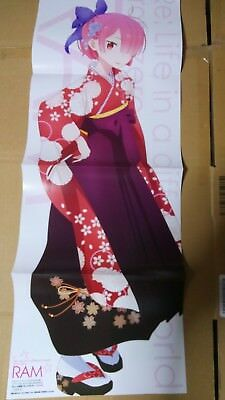 Re:Zero − Starting Life in Another World folded poster Ram