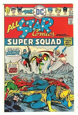 All Star Comics 58   1st Power Girl