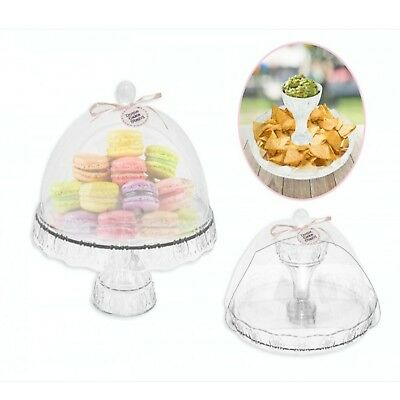 Cake Stand With Dome Cover Afternoon Tea
