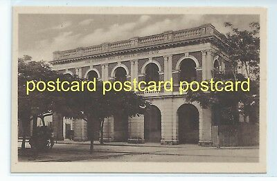 BEIRA - STANDARD BANK , MOZAMBIQUE.  OLD POSTCARD c.1920  #81.
